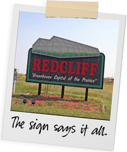 redcliff sign